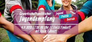 Jugend Politik Betrieb – Gewerkschaftspolitischer Jugendempfang @ Jugendfreizeitheim Findorff | Bremen | Bremen | Deutschland